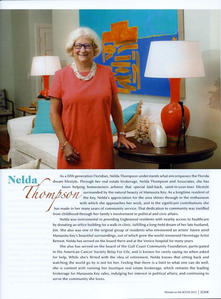Nelda Scene Magazine 2015
