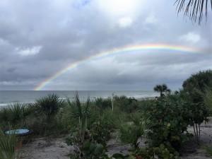 Rainbow Morning Madness on Manasota Key 2