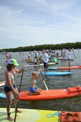 Paddlefest 2016 at Englewood